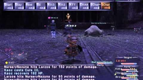 "FFXI WotG Story 46 ""When Wills Collide"" (Part 2 of 2) Battle"