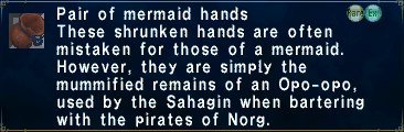 MermaidHands