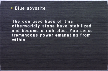 Blue Abyssite