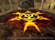 Burning circle