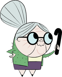Madame F.
