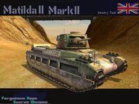 Matilda II Mk II