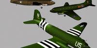 """Douglas C-47 """"Skytrain"""""""