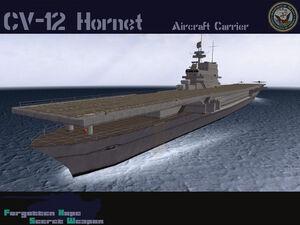 USS Hornet(2)