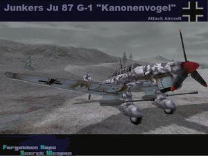 Ju-87G