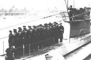 U-201 germany