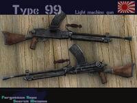 Type 99 LMG