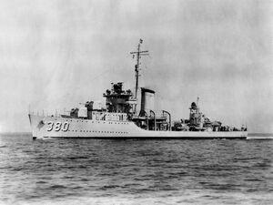 USS Gridley (DD-380)