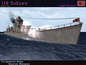 IJN Sakawa