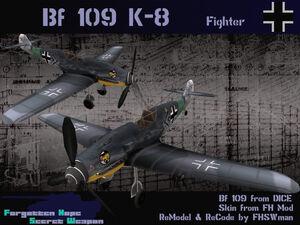 BF109K8