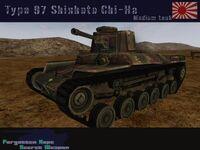 Type 97 Shinhoto Chi-Ha
