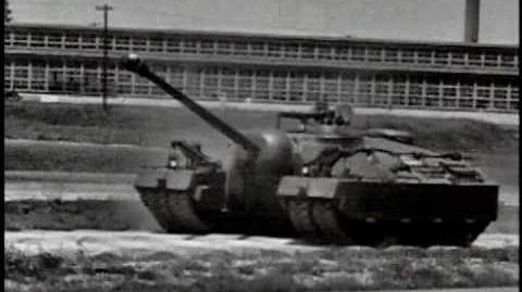 US T-28 T-95 super heavy Tank WW2