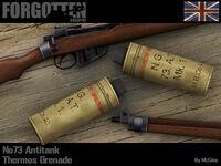 No.73 Thermos Grenade