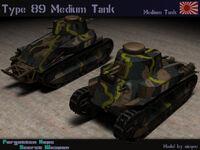 Type 89 I-Go