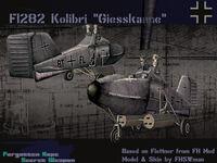 Fl 282 Gießkanne