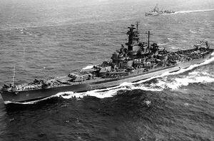 USS South Dakotareal
