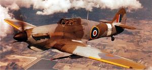 Hurricane Mk IID photo