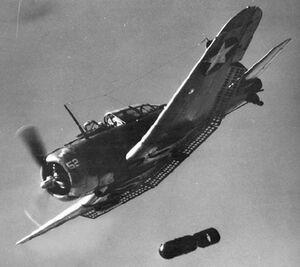 Douglas SBD-3real