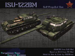 ISU-122BM