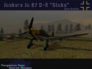 Ju87D-5