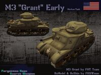 M3 Grant early