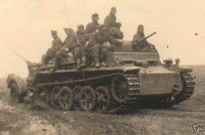 Pzkpfw 2 Ausf G (VK 901)