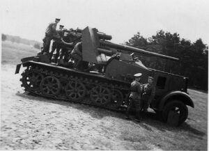 SdKfz8 Flak 18