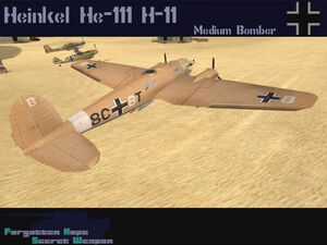 Heinkel He 111 H-11