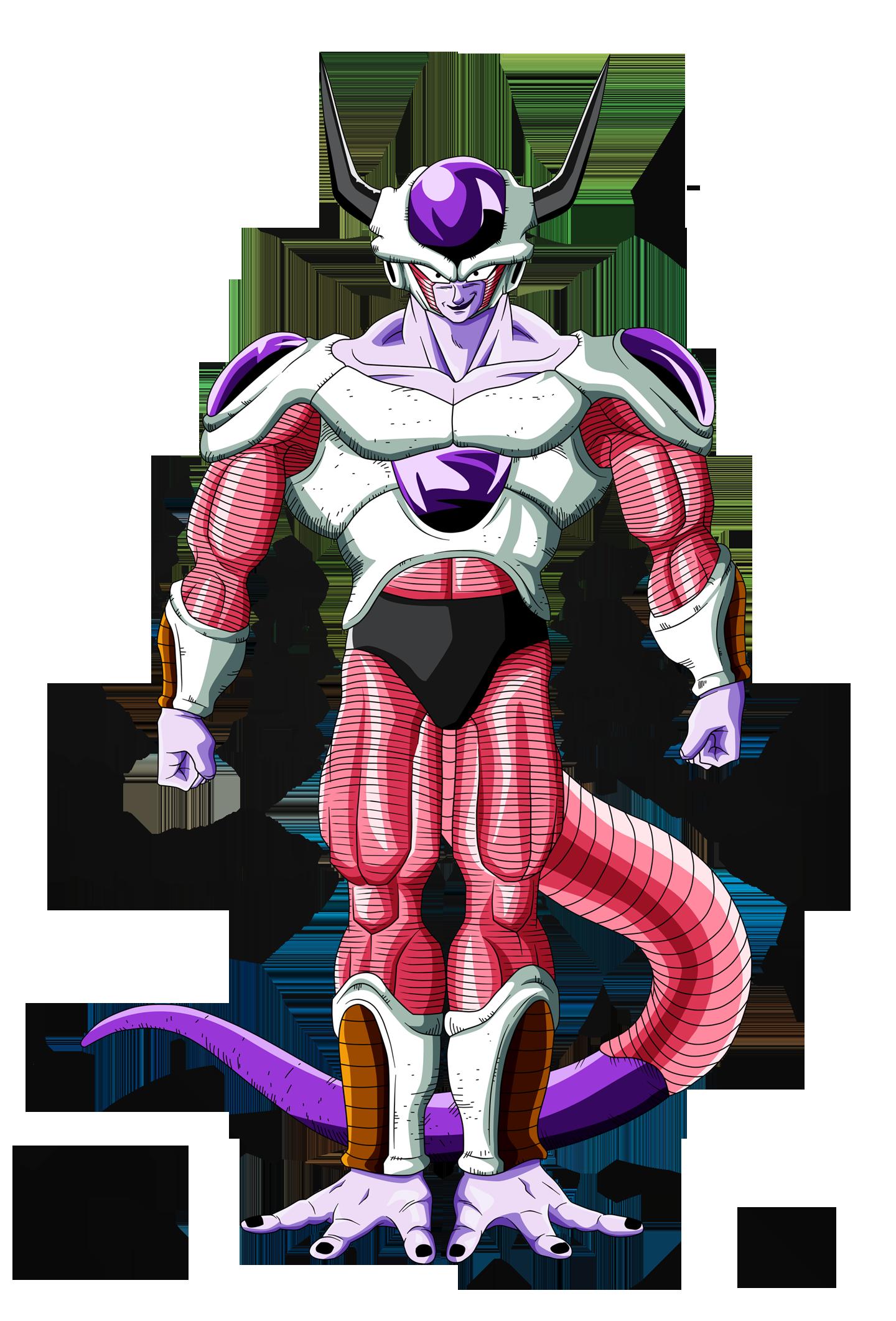 Dragon Ball z Frieza Transformation Frieza 1st Form Dragon Ball z
