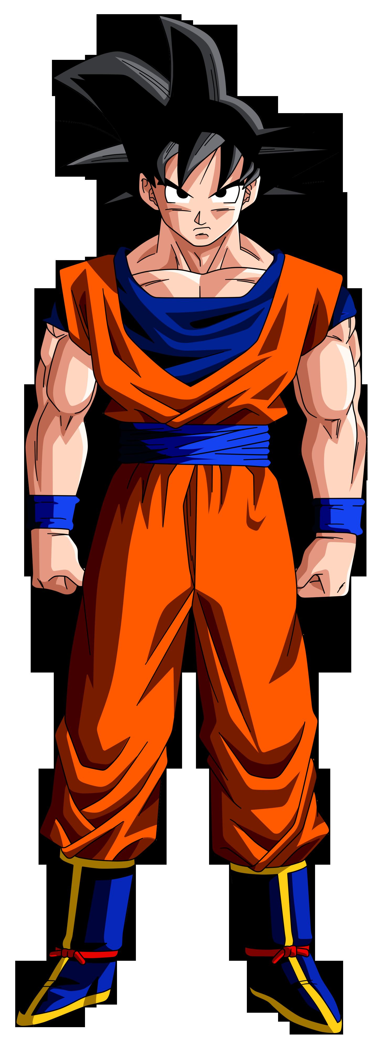 Goku Girl Dragonball Z Minecraft Skin