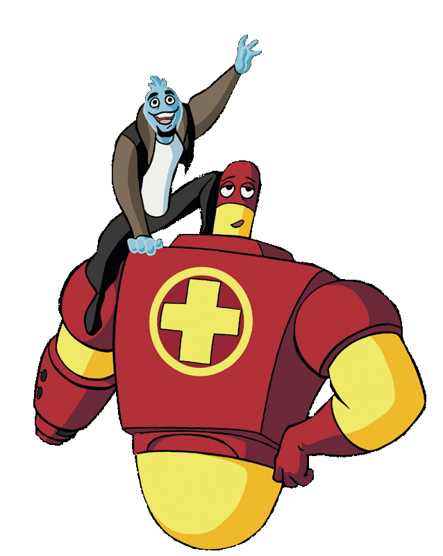 Osmosis Jones Characters Osmosis Jones And Drix