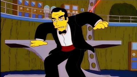The Simpsons - Homer vs. James Bond