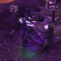 Ethereal nexus-stalker