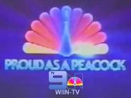 WIIN Logo 1980-1981