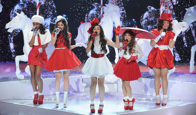 Christmas (Baby Please Come Home) | Fifth Harmony Wiki | FANDOM ...