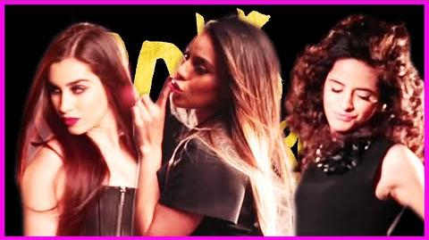 Fifth Harmony Official BO$$ Music Video Behind the Scenes - Fifth Harmony Takeover Ep