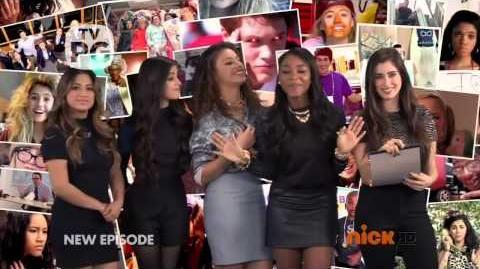 Fifth Harmony hosts AwesomenessTV (High Quality)