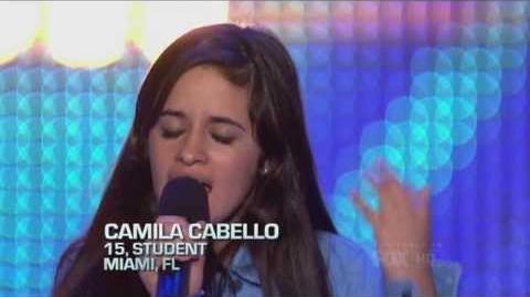 Camila Cabello Bootcamp (short clip)