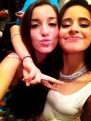 Vero and camila