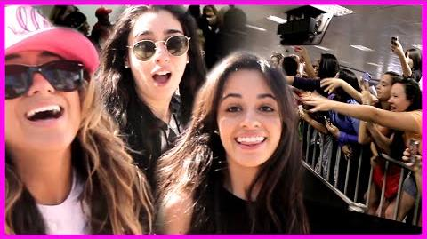 Fifth Harmony in Brazil - Fifth Harmony Takeover