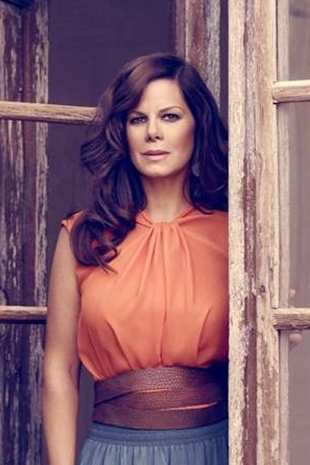 from Damian marcia gay harden measurements