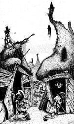 Plague village2
