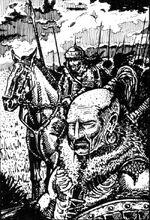 Lendleland barbarians