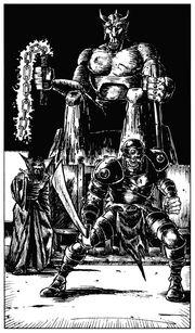 Man-Orc Champion