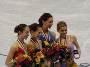 Sr Ladies Medalists 2006 Nat Championships