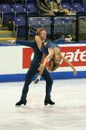Trina Pratt & Todd Gilles - 2006 Skate Canada