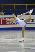 Diane Szmiett Spiral 2008-2009 JGPF