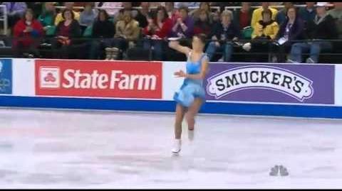 Alissa Czisny 2011 US Nat'l LP