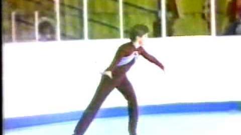 Paul Wylie (USA) - 1981 World Jrs