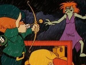 Leprechaun vs banshee